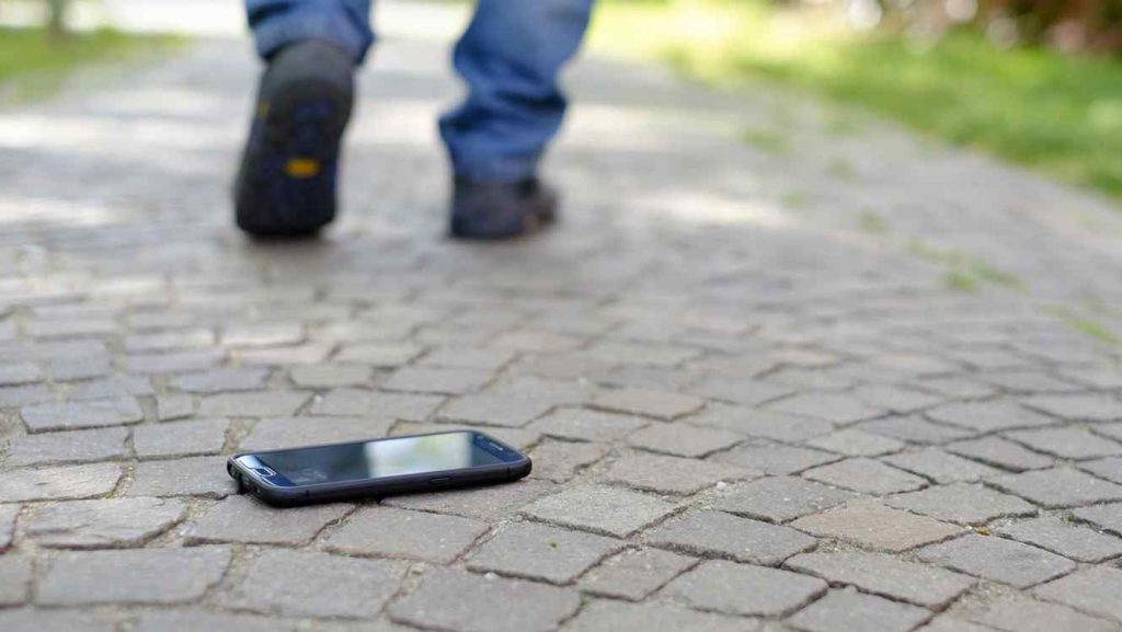 Como encontrar un móvil perdido