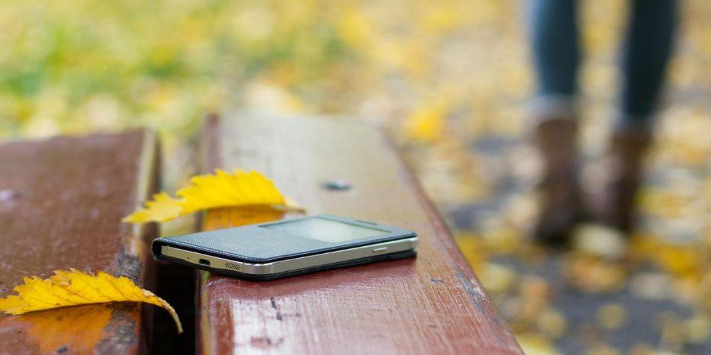 Como rescatar un móvil perdido